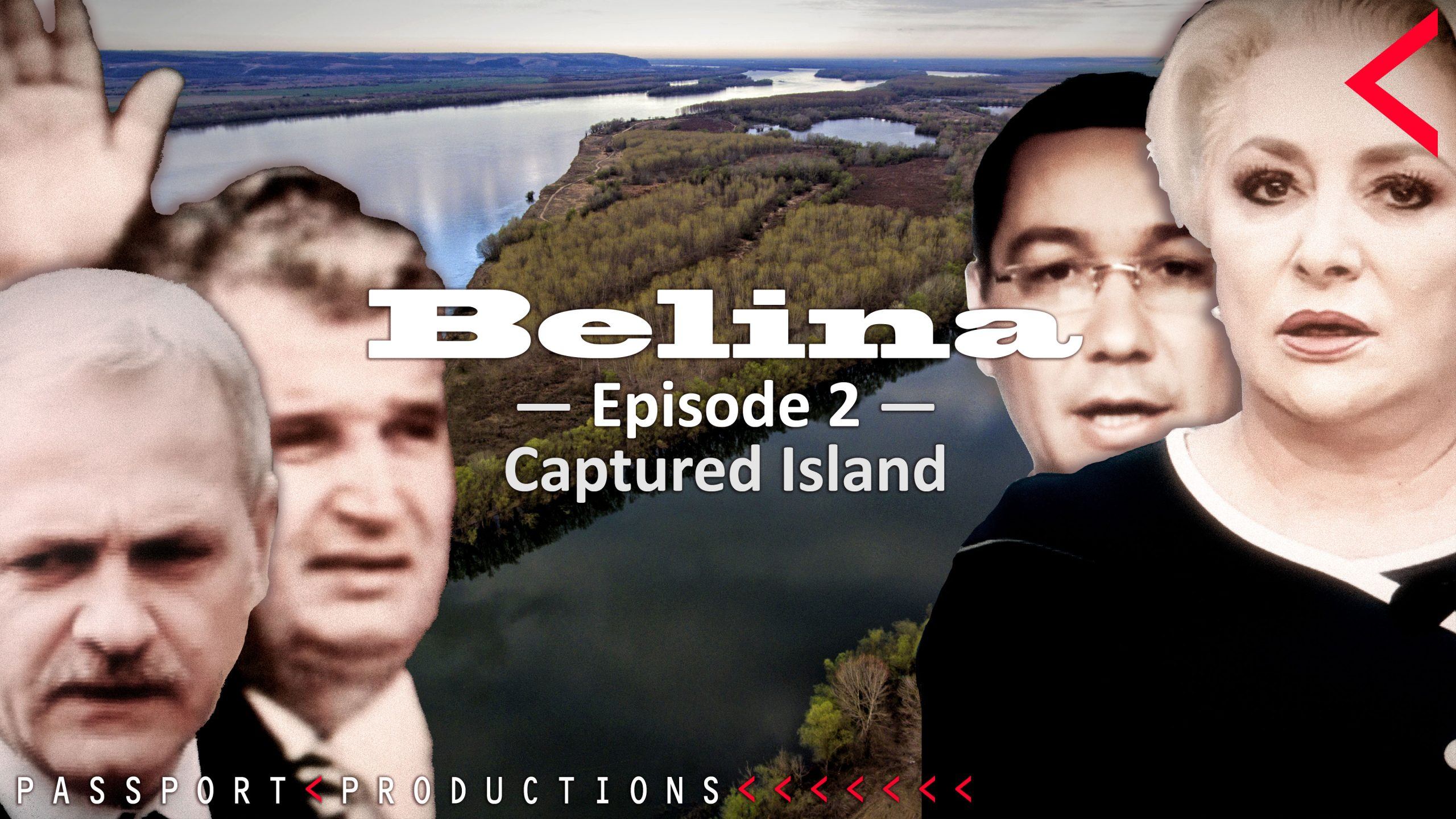 Belina - Episode 2 - Captured Island